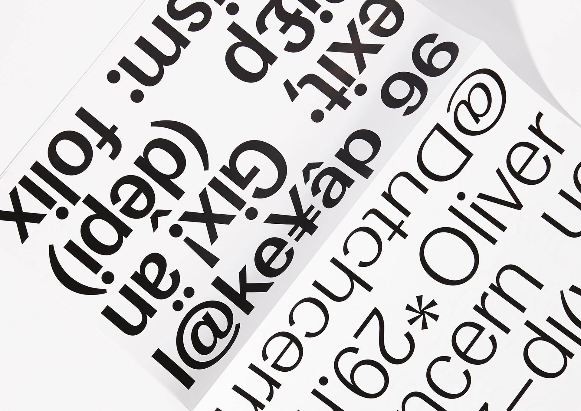 Ondřej Báchor Graphic & Type Design